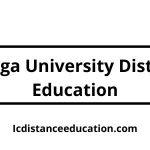 Kalinga University Distance Education