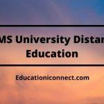 NIMS University Distance Education
