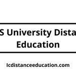 OPJS University Distance Education